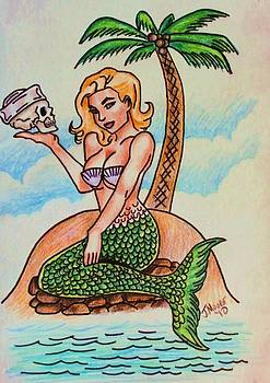 Jeremy Moore - Mermaid