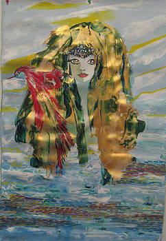 Mermaid by Sima Amid Wewetzer