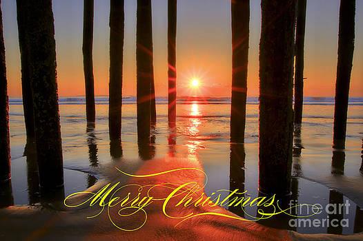 Brenda Giasson - Merry Christmas Sunrise