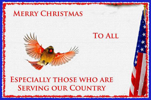 Randall Branham - Merry Christmas to all who serve