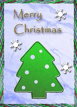 Jeanette K - Merry Christmas Tree