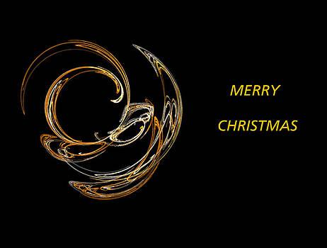 Merry Christmas by Zsuzsa Balla