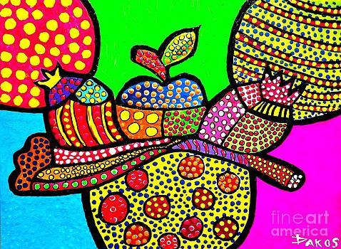 Mesa de Fruita  by Darlyne Sax