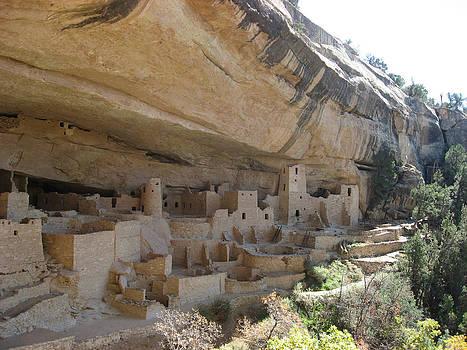 Mesa Verde Cliff Dwelling 1 by Paul Thomas