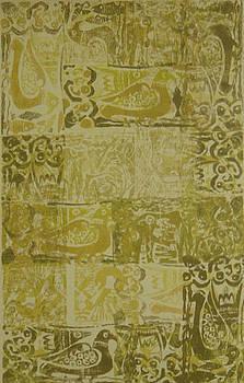 Mesopotamia II by Ousama Lazkani
