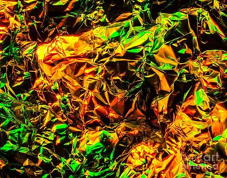 Metallic Illusion by Imani  Morales