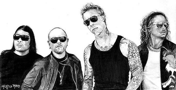 Metallica by Mick ODay