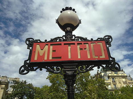 Metro by Carolyn Koonings