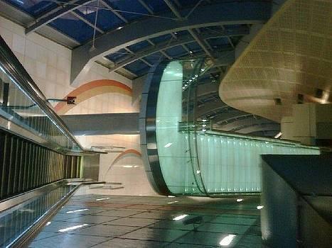 Metro I by Sueraya Shaheen
