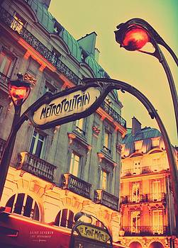 Metropolitain by Paris Color