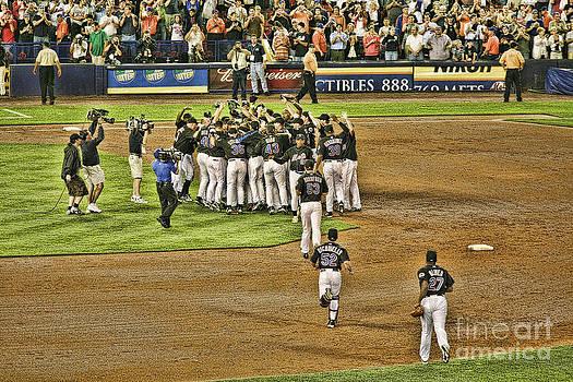 Chuck Kuhn - Mets take NL 2006