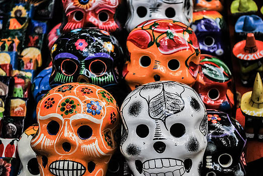 Mexican Crafts2 by Jose Mena