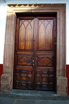 Xueling Zou - Mexican Door 62