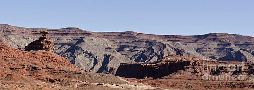 Dave Gordon - Mexican Hat Utah Panorama