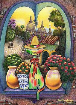 Mexicat by Daniel Levy policar