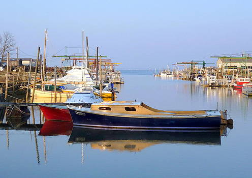 Bishopston Fine Art - Meyran Oyster Port