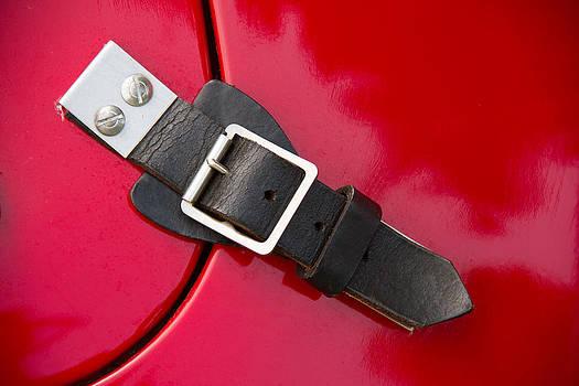 MG Bonnet Strap by James Bullard