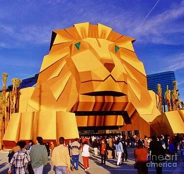John Malone - MGM Grand Lion