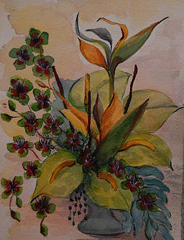 MI Arrangement by Shirley Watts