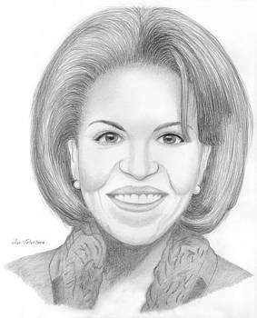 Michelle Obama by Jose Valeriano