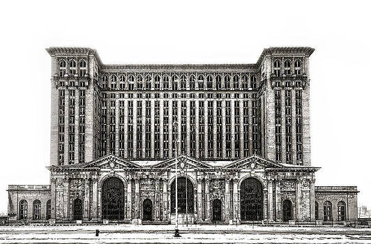 Michigan Central Station by James Howe