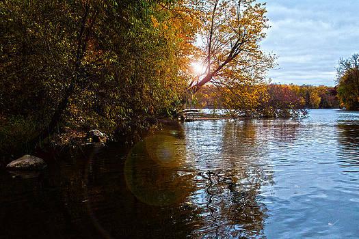 Michigan Waterways by Amy Lingle