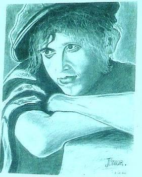 Mick Hucknall - PICTURE BOOK by Junior Omni