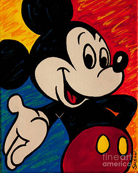 Mickey Mouse by Susan Cliett