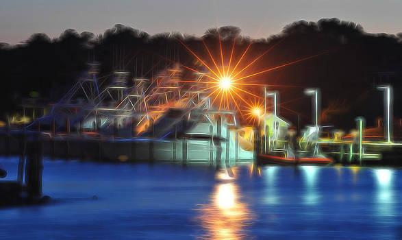 Midnight Marina 2 by Tazz Anderson