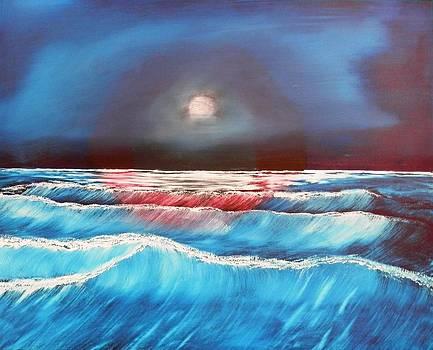 Midnight Ocean by Jared Swanson