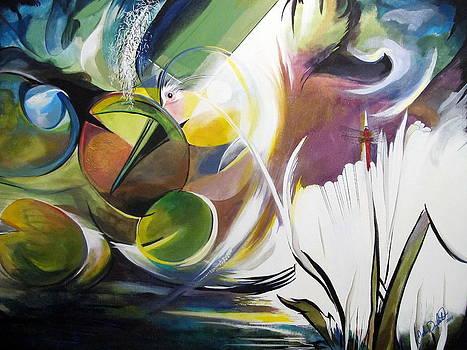 Midnight on the Bayou by John  Duplantis