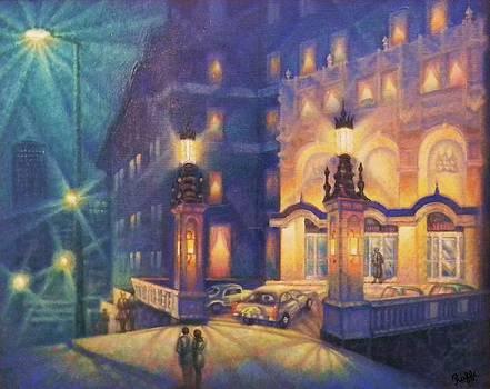 Midnight Rhapsody by Raffi  Jacobian