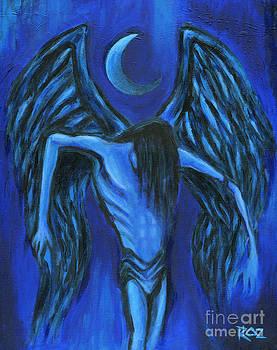 Midnight by Roz Abellera Art