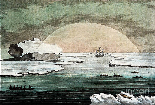 Wellcome Images - Midnight Sun 1825