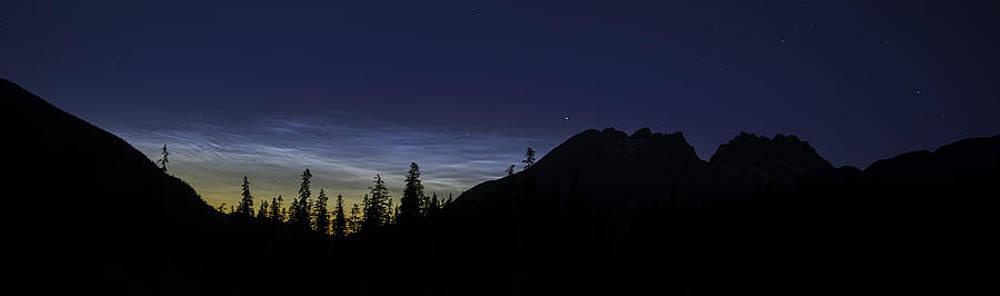 Midnight Sunset by Lisa Hufnagel