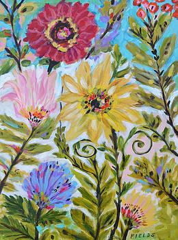 Midsummer Flowers by Karen Fields