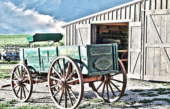 Judy Hall-Folde - Midwest Life Barn and Buggy