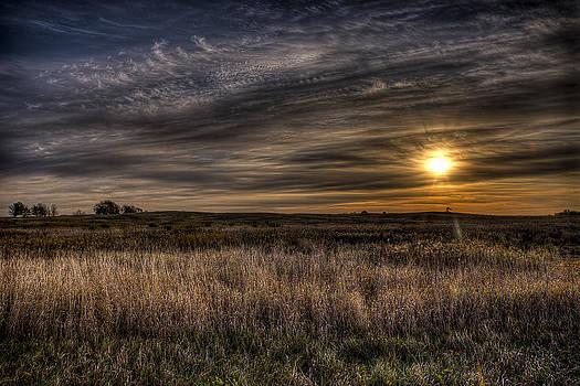Jeff Burton - Midwest Sunrise