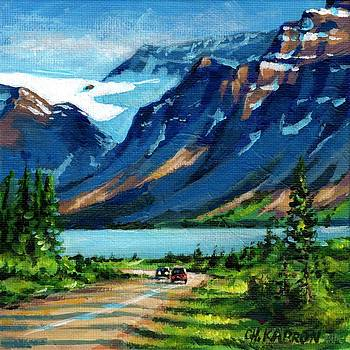 Christine Karron - Mighty Rocky Mountains
