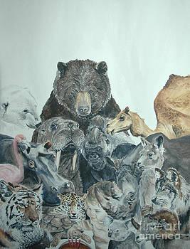 Tamir Barkan - Mika animals