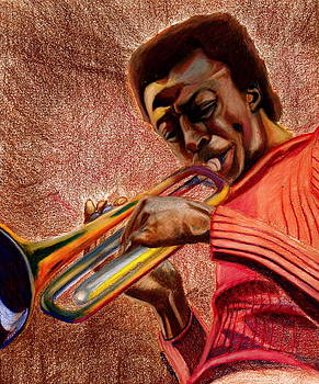 Miles in Color 3 by Dallas Roquemore