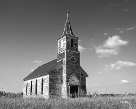Milford - Nebraska by Andrea Kelley