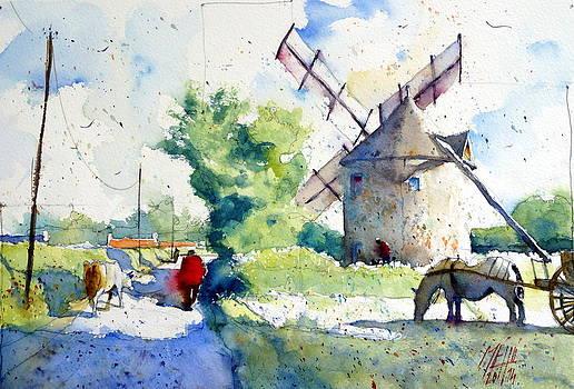 Milin Avel Kercousquet by Andre MEHU