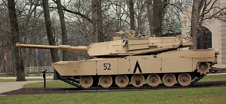 Rosanne Jordan - Military Tank 6