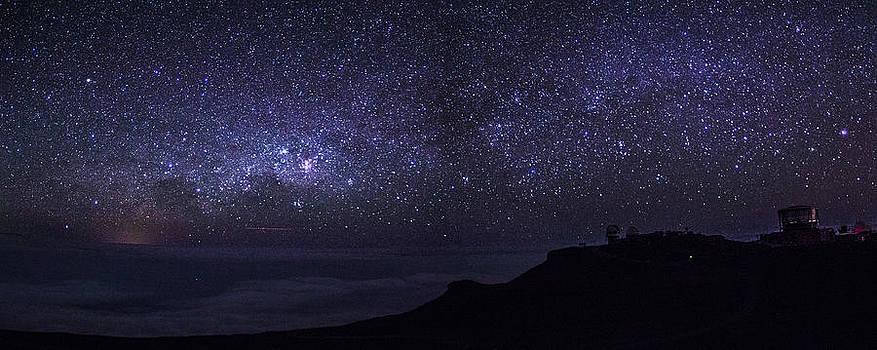 Milky Way above Maui by Brad Scott