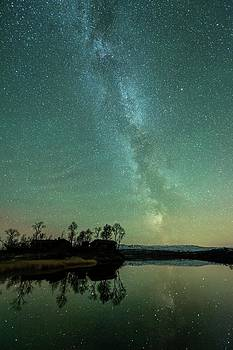 Milky Way by Tommy Eliassen