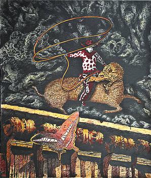 Larry Butterworth - MILLENNIUM  COWBOY