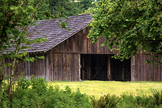Millerslyvania State Park Barn by Bob Noble Photography