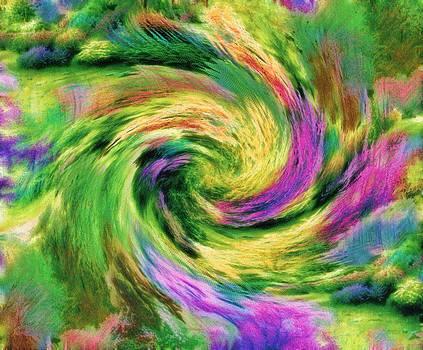 Cindy Nunn - Mind in a Swirl