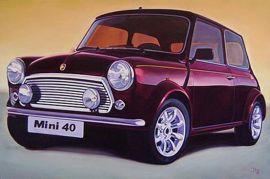Mini 40 by Jorge Pinto